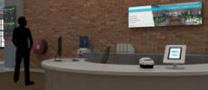 Virtuele receptie voor de beste service